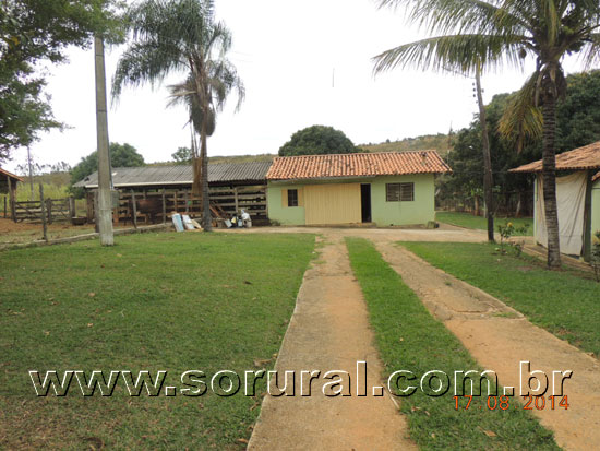 �rea Rural - EXCELENTE AREA RURAL COM RIO NA DIVISA DO TERRENO